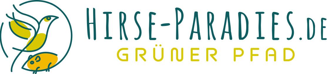 HirseParadies Grüner Pfad-Logo